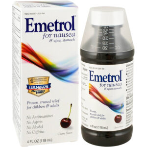 The antiemetic Emetrol (domperidone)